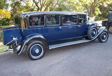 Vintage Graham Paige Limousine by Tic Tac Tours & Premier Limousines