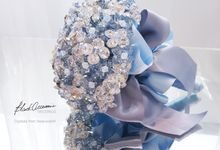 Crystal Hand Bouquets Collection by Blackaccessories, specialises in Crystal Hand Bouquet by Blackaccessories - specialises in Crystal Bouquet