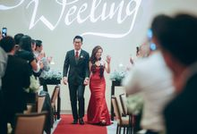 Guanyi and Wee Ling by Annabel Law Productions