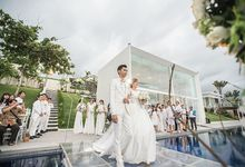 The Wedding of Gunawan and Vanny by o'soome phototalk