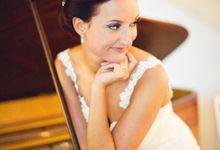 Romantic Bridal Makeup by Originelles