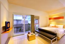 Variety of rooms in HARRIS Sunset Road by Harris Hotel & Residences Sunset Road