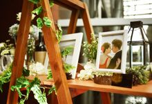 Rustic Indoor Wedding by Good Mood Party Stylist