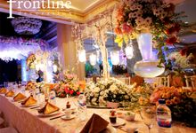 The Wedding of Handy & Anastasia by Eden Design