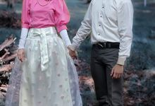 PRA WEDDING by bafizh photography