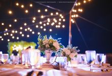 Ayu Hastari & Ryoichi Hutomo Wedding Day by Thepotomoto Photography