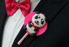 Boutonnieres by wbridal