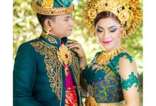 Hendra & Widya Payas Bali by Gungde Photo