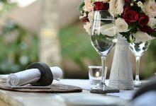 Wedding in Nature by PURI SEBATU RESORT
