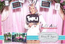 Photobooth by Lili Aini Photography