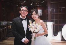 Wedding Dinner for Joy by Doll Up Inc