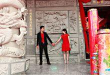 Hendro & Metta Prewedding by PhiPhotography