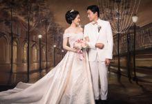 Handoyo & Min Seon by Clockwise Pictures