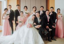 David & Melissa Wedding Day by Anora Pictures