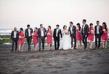 KELLIE & ANDY WEDDING by Anapuri Villas Bali