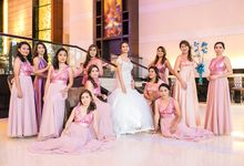 Radisson Blu Hotel Wedding by Lloyed Valenzuela Photography