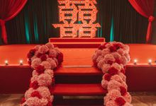 Wedding of Howard & Yi Ann by Wishing Tree Events