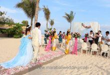 The Wedding Hajime & Yoko by Mara Bali Wedding