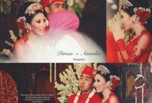 Dimas + Anindia by Uniqua stories