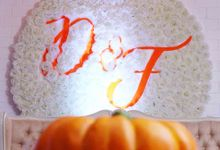Halloween Wedding theme by Buttercup Decoration