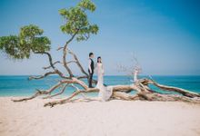 Han & Liam Pre-Wedding by Pixeldust Wedding Photography