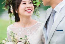 Han & Winnie Love Story by Zinny Theint Make-up Artistry