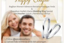 Giveaway Instagram Vncojewellery by V&Co Jewellery