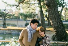 Harvy & Juvy Japan Engagement Session - 1st Set by Morning Halo Photography