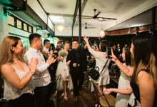 Wedding Day of Hazel and Alroy at Coyote Phoenix Park Singapore (Actual Day Photography) by oolphoto