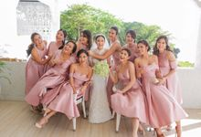 wedding of Heart Evangeline by Albert Kurniawan