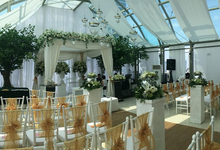 Hendra and Anita Wedding at Grand Ballroom by Grand Hyatt Jakarta