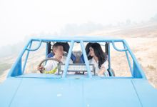 Prewedding Hermanto & Junia by Aldea Photography