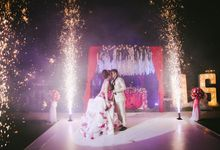 Beautiful Wedding in Bali by RUDYLIN Photography