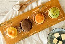 Cheese Tart by Hokkaido Baby