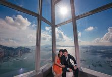 Hong Kong Pre-wedding by Rock Paper Scissors Photography