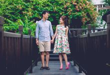 Singapore Pre-Wedding Dennis & Tracy by NATSTUDIOS