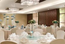 Your Wedding Story by Hotel Jen Tanglin, Singapore