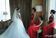 Wedding Anthony & Ruvita Sari by STILETTO PAGAR AYU
