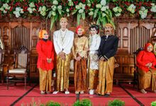 wedding hanisa by Rias rose