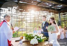 ALILA WEDDING - RIO & CINDY by Ido Ido Wedding