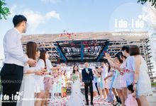 ALILA WEDDING - RIO & CINDY by Ido Ido Wedding