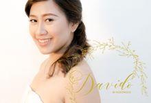 Makeup & Hairdo by Davido Wedding Agency (by Kosongco)