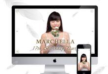 Marchella Sweet 17 Birthday Party by ÉternitÉ