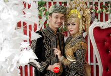 wedding Dhiga & Berry by KLIQPICT STUDIO