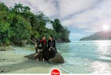 prewedding elza by KLIQPICT STUDIO