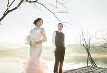 Prewedding Carl & Nancy by igophotoworks