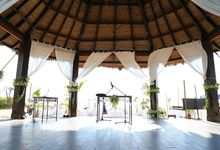 BEACH WEDDING by Shangri-La Rasa Ria Resort & Spa