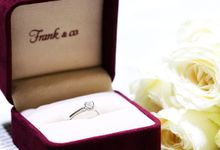 Engagement Ring by Frank & co.