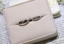 Wedding Ring Frank & co by Frank & co.