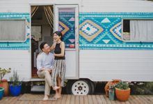 The Escape in Caravan | Connection Session of Olivia & Ricco by ILUMINEN